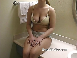 Big Nipples Bounded For a Young Guy