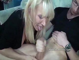 Brazilian Mother in First German Porn