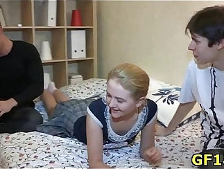 CockyBoys - Rey Buccellallus gets fucked by Sonny Simmons