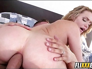 Blonde anal hd Me love you long time